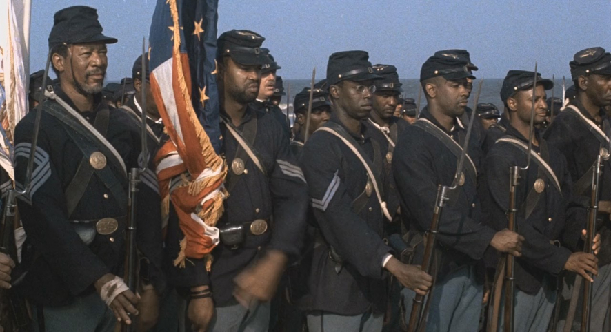 a report on glory a 1989 american drama war film by edward zwick