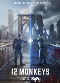12 Monkeys Season 2 (2016)