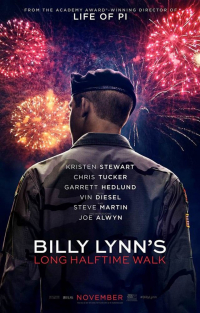 Billy Lynn&#39s Long Halftime Walk (2016)