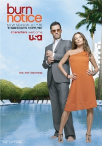 Burn Notice Season 4 (2010)