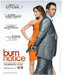 Burn Notice Season 5 (2011)