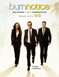Burn Notice Season 6 (2012)