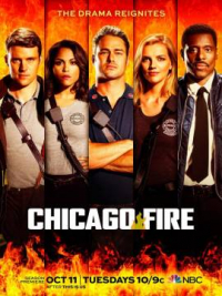 Chicago Fire Season 5 (2016)