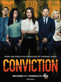 Conviction Season 1 (2016)