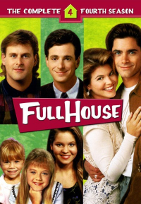 Full House Season 4 (1990)