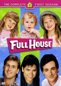 Full House Season 5 (1991)
