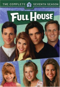 Full House Season 6 (1992)