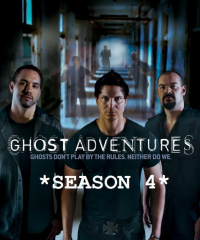 Ghost Adventures Season 4 (2010)