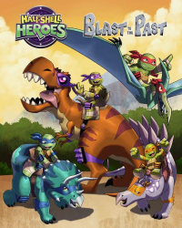 TMNT Half-Shell Heroes: Blast to the Past (2015)