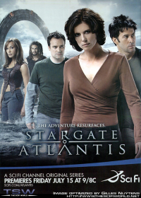 Stargate: Atlantis Season 2 (2005)