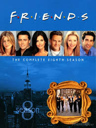 Friends Season 8 (2001)