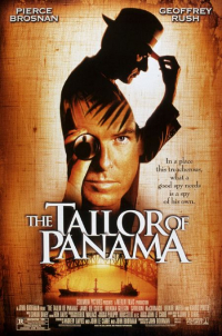 The Tailor of Panama (2001)