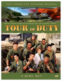 Tour of Duty Season 2 (1989)