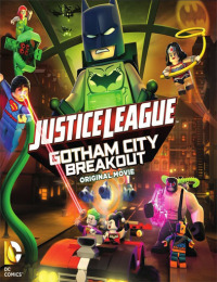 Lego DC Comics Superheroes: Justice League - Gotham City (2016)