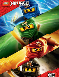 Ninjago: Masters of Spinjitzu Season 4 (2015)