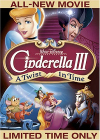 Cinderella 3: A Twist in Time (2007)