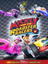 Mickey and the Roadster Racers Season 1 (2017)