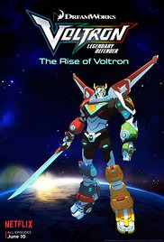 Voltron: Legendary Defender  Season 1 (2016)