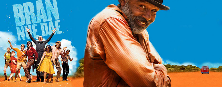 bran nue dae A sunny, colorful australian aborigine musical sounds like a good idea, but bran nue dae is a very slightly plotted, over-the-top film with hammy acting suitable for an old benny hill episode set in 1969 in the northwest australian town of broome, it's about a teenage aborigine, willie.