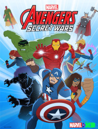 Avengers Assemble: Secret Wars Season 4 (2017)