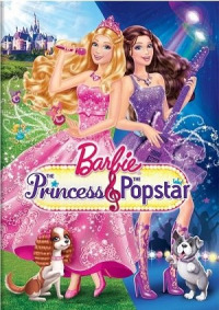 Barbie the Princess and the Popstar (2012)