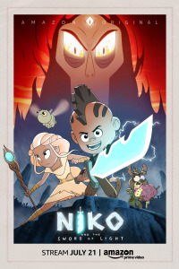 Niko and the Sword of Light Season 1 (2017)