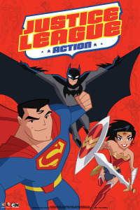 Justice League Action Season 1 (2016)