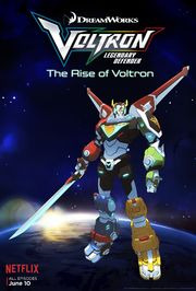 Voltron: Legendary Defender Season 3 (2017)