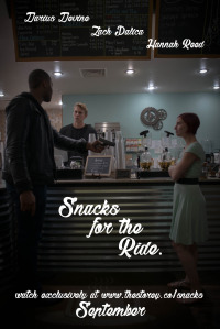 Snacks for the Ride (2017)