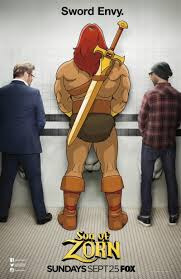 Son of Zorn Season 1 (2016)