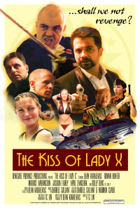 The Kiss of Lady X (2014)