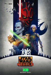 Star Wars: Rebels Season 3 (2016)