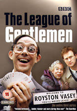 The League of Gentlemen Season 4 (2017)