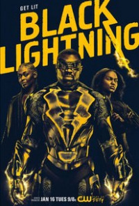 Black Lightning Season 1 (2018)