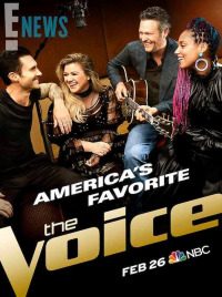 The Voice Season 14 (2018)