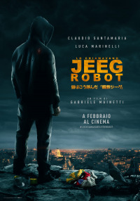 They Call Me Jeeg Robot (2015)