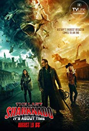 The Last Sharknado: It&#39s About Time (2018)