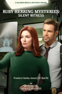 Ruby Herring Mysteries: Silent Witness (2019)