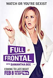 Full Frontal with Samantha Bee Season 4 (2019)